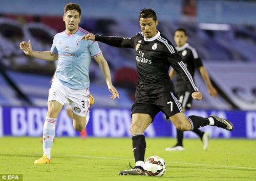 Real Madrid bị loại Cúp Nhà vua: Mừng nhiều hơn lo