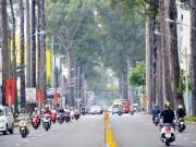 """Tin tức trong ngày - Ngày cuối năm, tuyến đường """"truyền thống"""" kẹt xe ở SG thông thoáng"""