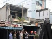 Tin tức trong ngày - Cháy nhà 2 tầng ở Sài Gòn vào chiều 29 tháng Chạp