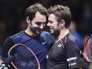 Thể thao - Federer - Wawrinka: Xứng danh anh hùng (BK Australian Open)