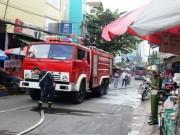 Tin tức trong ngày - Vụ cháy nhà chiều 29 tháng Chạp: 3 phòng trọ và 8 xe máy bị thiêu rụi