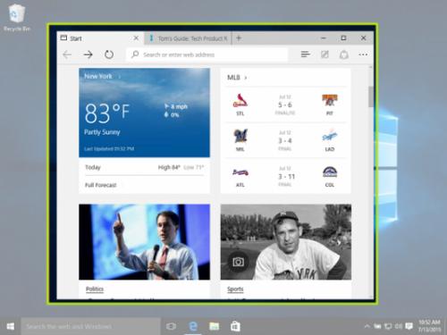 4 cách chụp màn hình máy tính đơn giản trên Windows 10 - 8