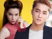 Ca nhạc - MTV - Bất ngờ với hành động của Hà Hồ, Sơn Tùng ngày giáp Tết