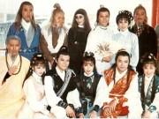 Phim - Ảnh hiếm hậu trường phim Anh hùng xạ điêu 1983