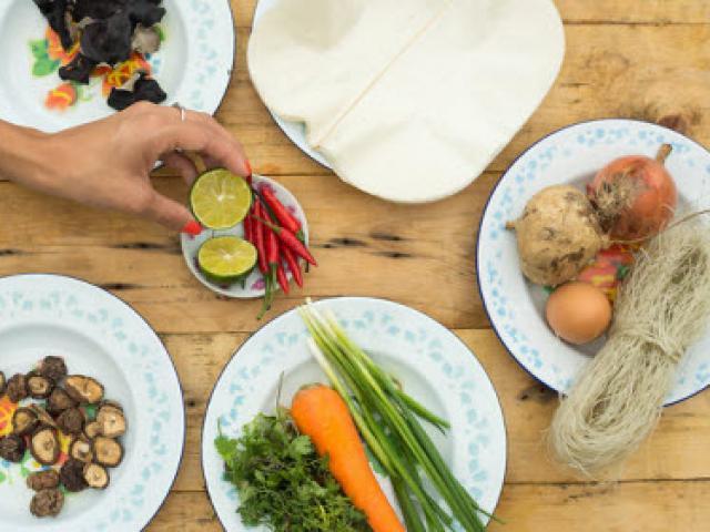 Những món ăn Tết truyền thống ở các nước