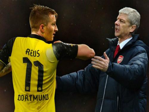 """Arsenal tính nổ """"bom tấn"""": 50 triệu bảng cho Reus"""