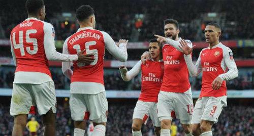 Southampton - Arsenal: Ra ngõ gặp