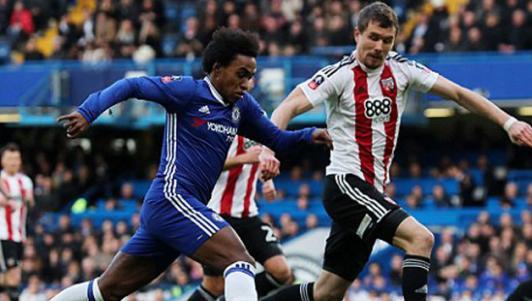 "Chelsea – Brentford: Dao ""mổ gà"" sắc lẹm"