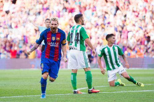 Betis - Barcelona: Thách thức