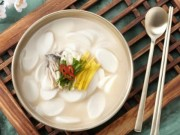 Những món ngon ngày Tết độc nhất vô nhị ở Hàn Quốc