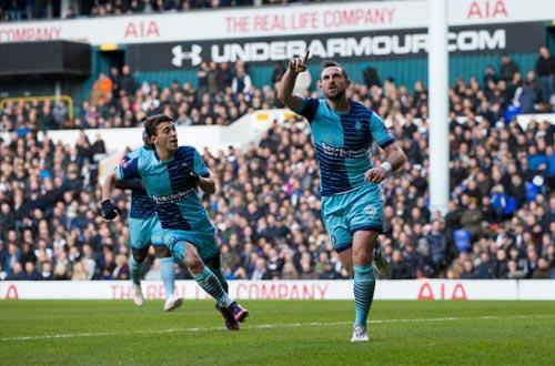 Tottenham - Wycombe: Giấc mơ sụp đổ phút 90+7 - 1