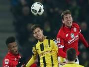 Mainz - Dortmund: Trả giá vì chủ quan