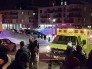 Thế giới - Khủng bố xả súng ở Canada, 6 người thiệt mạng