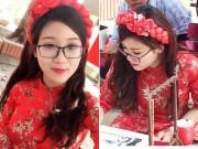 """Bạn trẻ - Cuộc sống - Tiết lộ về """"cô đồ"""" ở Bắc Giang gây bão mạng vì quá xinh đẹp"""