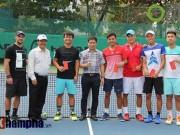 Hoàng Nam và đồng đội nhận lì xì  khủng  trước thềm Davis Cup