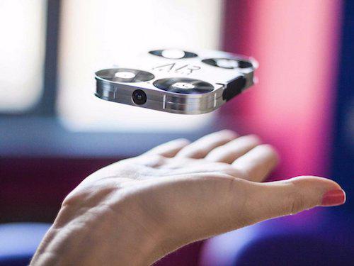 Thiết bị bay giúp chụp ảnh selfie từ trên cao - 5