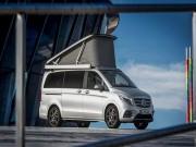 Tin tức ô tô - Mercedes V-Class Marco Polo mới: Nhân tố tiềm năng trong thị trường xe camper van