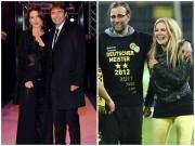 """Thời trang - Chuyện chưa kể về 2 """"nội tướng"""" HLV Chelsea và Liverpool"""