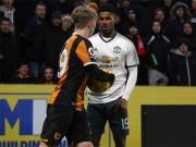 Chi tiết bóng đá MU - Hull City: Nỗ lực bất thành (KT)