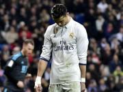 Bóng đá - Ronaldo đau đớn vì bị fan Real Madrid la ó