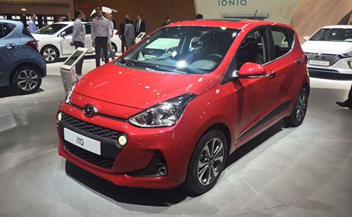 Lộ diện Hyundai Grand i10 2017 giá chỉ từ 153 triệu đồng - 1