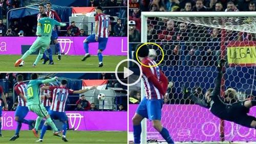 """""""Cơn điên"""" của Messi: Vì Barca và Quả bóng Vàng 2017"""