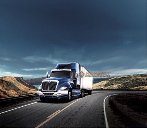Tại sao xe đầu kéo Mỹ là lựa chọn số 1 của ngành vận tải? - 1