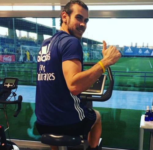 Real: Bale trở lại, cùng Ronaldo đấu Messi - Suarez