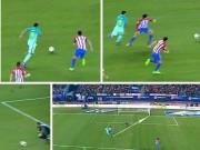 Suarez ghi bàn kiểu Ro béo, báo thân Real bái phục