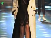 """Thời trang - Trình catwalk quá """"đỉnh"""" của con gái MC """"tội đồ"""" tại Miss Universe"""