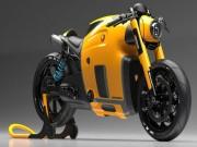 Thế giới xe - Rò rỉ siêu môtô của hãng xe hơi Koenigsegg?