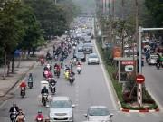 Ngỡ ngàng giao thông HN ngày người dân trở lại đi làm sau Tết
