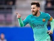 """Bóng đá - """"Cơn điên"""" của Messi: Vì Barca và Quả bóng Vàng 2017"""