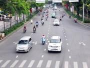 """"""" Điểm đen """"  tắc đường ở SG thông thoáng bất ngờ sau Tết"""