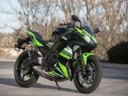 Thế giới xe - Kawasaki Ninja 650 2017: Chiếc sportbike chinh phục mọi nẻo đường