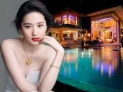 """Khối tài sản  """" khủng """"  nếu Song Seung Hun cưới Lưu Diệc Phi"""