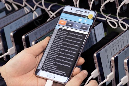 Pin của Samsung Galaxy S8 sẽ do đối tác Nhật Bản sản xuất