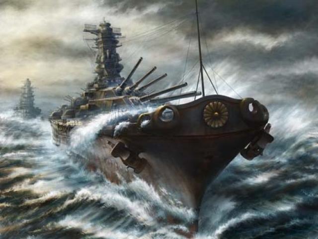 Mỹ hồi sinh siêu thiết giáp hạm đối phó Nga-Trung Quốc? - 5
