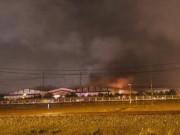 Tin tức trong ngày - Thông tin mới vụ cháy nhà xưởng Ô tô Trường Hải