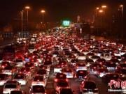 Thế giới - Ùn tắc kinh hoàng ở Trung Quốc sau Tết Nguyên đán
