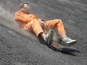 Thể thao - Trượt ván núi lửa: Trò chơi của kẻ không biết sợ