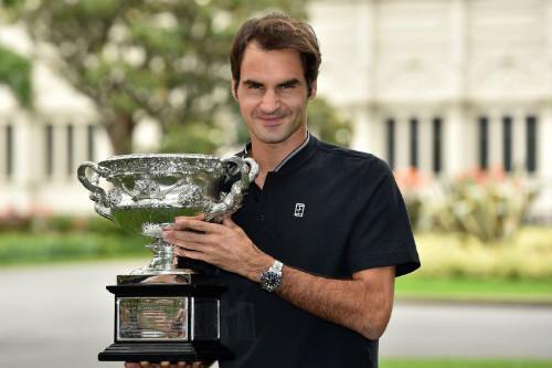 Sau 18 Grand Slam, Federer tiết lộ mục tiêu lớn nhất - 1