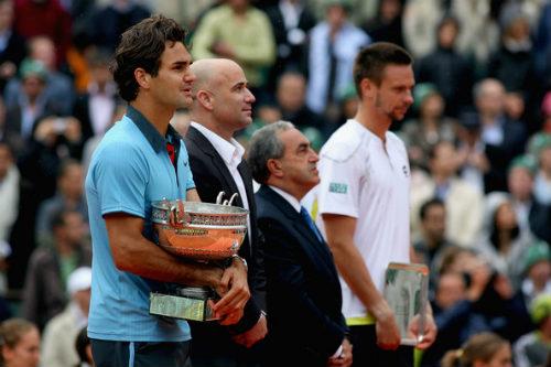 Sau 18 Grand Slam, Federer tiết lộ mục tiêu lớn nhất - 2