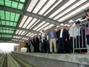 Tin tức trong ngày - Tháng 9, chạy thử tuyến đường sắt Cát Linh - Hà Đông