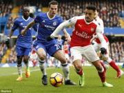 Bóng đá - Chelsea - Arsenal: 3 cú đấm choáng váng