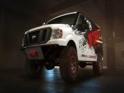 Tin tức ô tô - Xe tải off-road NV Cargo X đặc biệt của Nissan