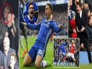 """Bóng đá - Góc chiến thuật Chelsea - Arsenal: Đã kém còn """"đen"""""""