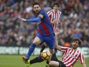 Bóng đá - Barcelona – Bilbao: Dự bị thiện nghệ như siêu sao