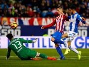Bóng đá - Atletico – Leganes: Người hùng Torres