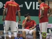 Thể thao - Hoàng Thiên bật khóc, Hoàng Nam chết lặng vì trận thua sốc